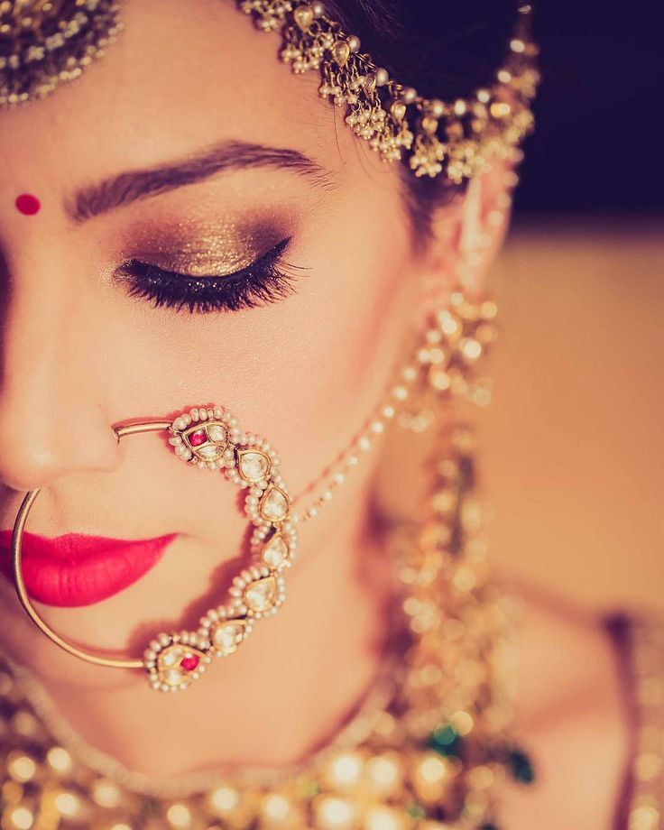 Bridal Nose Ring 101 Tips For Brides With Piercing And Without